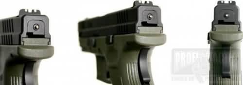 HS-9 Tactical 5″ hlaveň 2