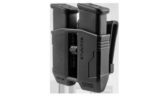 púzdro na dva zásobníky FabDefense pre GLOCK 9mm 2