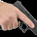 Pätka zásobníka pre Glock 43, +4 4