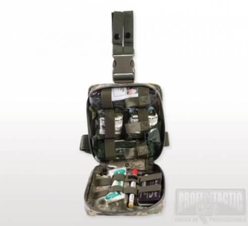 Combat casualty response kit INDIVIDU8LNY len brašňa 3