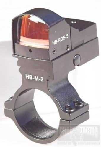 Montáž na optiku HB-M-2 1,18″ 30mm 4