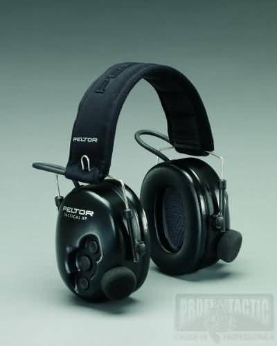 Peltor™ Tactical™ XP 4