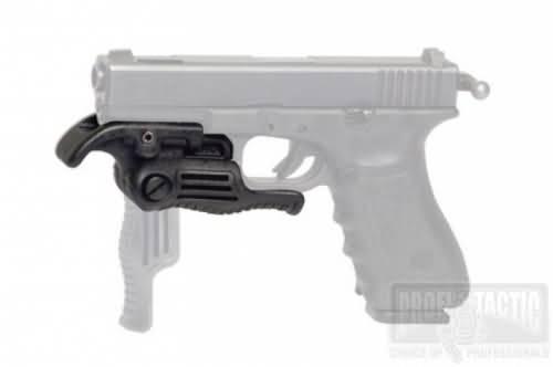 Predná taktická sklopná rukoväť 5