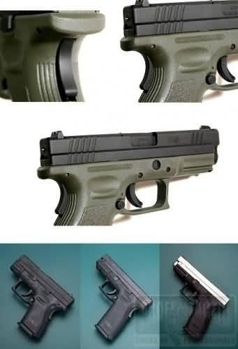HS-9 Tactical 5″ hlaveň 5