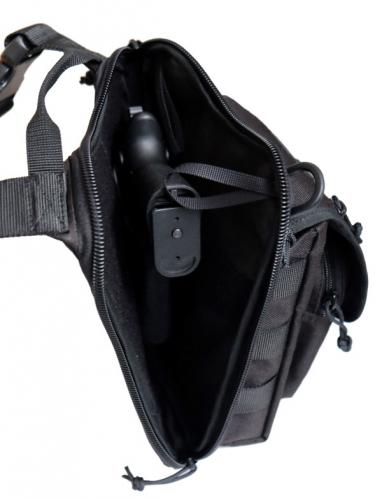 Taška na plece pre skryté nosenie zbrane 2