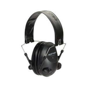 Chrániče sluchu Acoustic Electronic čierne