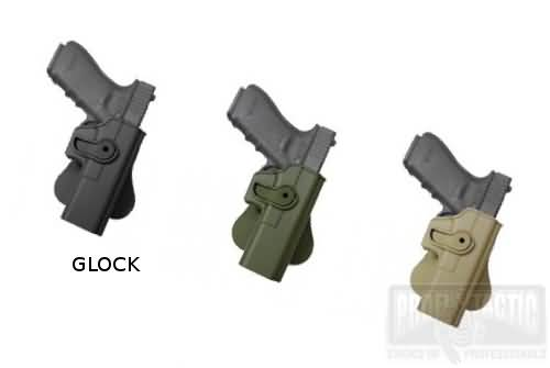 Puzdro Glock 17 22 31 (Ľavé) 1