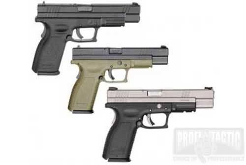 HS-9 Tactical 5″ hlaveň 1