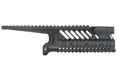 Hard anodized aluminum 6 rail hand guards for Galil (Long and Short Version) 1