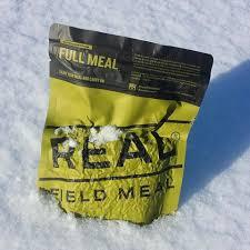 Hlavné jedlo REAL FIELD MEAL