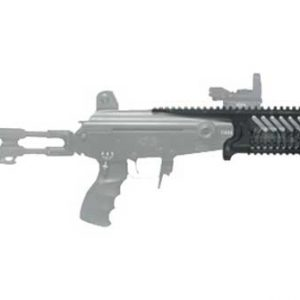 """Integrated  """"6 Rails"""" System For Micro Galil"""