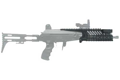 """Integrated  """"6 Rails"""" System For Micro Galil 1"""