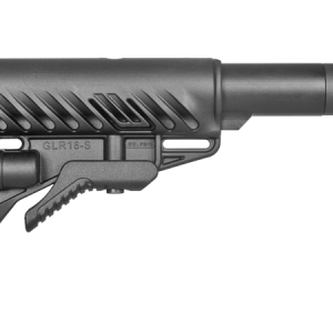 Sklopná pažba M4VZ pre Sa vz. 58 kovový kĺb