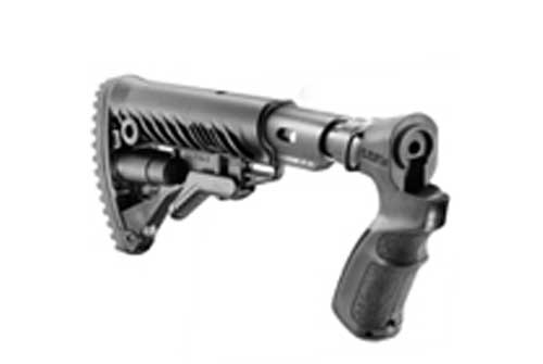 M4 Collapsible Butt stock w/ Shock Absorber for Mossberg 500 1