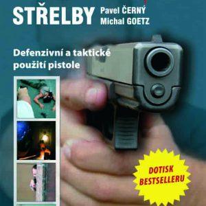 """Manuál obranné střelby"""", s originálnym podpisom od autora"""