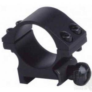 Montážny krúžok puškohľadu 25,4mm Weaver