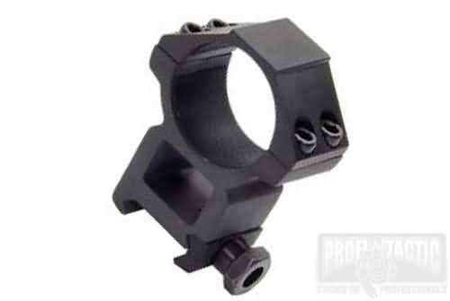 Montážny krúžok puškohľadu 30 mm Weaver vysoký 1