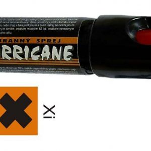 Obranný sprej HURRICANE Pepper Spray 15ml