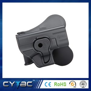 Pištoľové púzdro Cytac pre Glock 42 s pádlom + opasková redukcia + molle redukcia