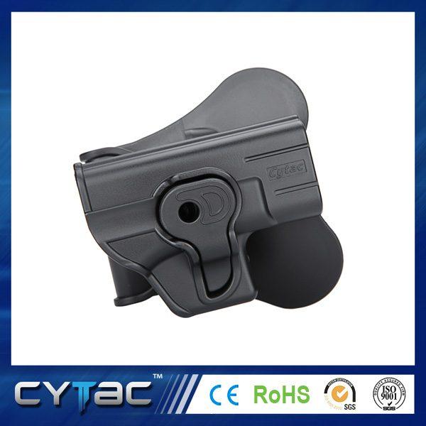 Pištoľové púzdro Cytac pre Glock 42 s pádlom + opasková redukcia + molle redukcia 1