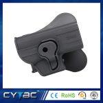 Pištoľové púzdro Cytac pre Glock 27 s pádlom + opasková redukcia + molle redukcia 1