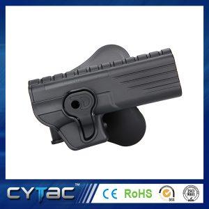 Pištoľové púzdro Cytac pre Glock 34 s pádlom + opasková redukcia + molle redukcia