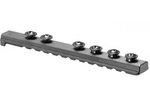 Picattiny Polymer Rail For M16/M4 1