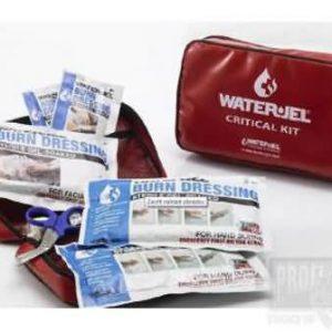 Popáleninový CRITICAL kit WATERJEL®