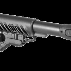 Sklopná pažba FabDefense M4 VZP polymer kĺb pre Sa 58