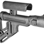 Sklopná pažba UAS- VZP 1
