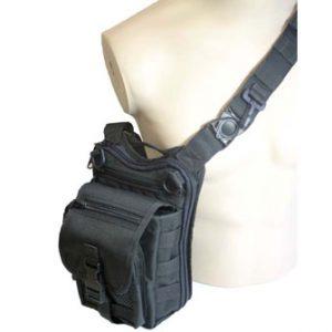 Taška na plece pre skryté nosenie zbrane