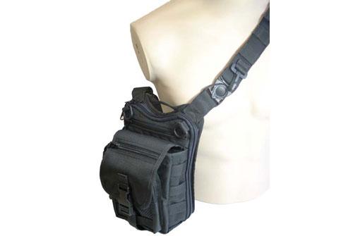 Taška na plece pre skryté nosenie zbrane 1