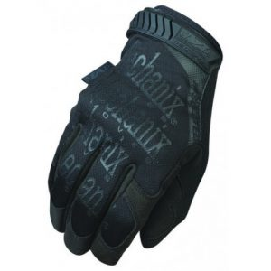 Zimné rukavice Mechanix Original Insulated, čierne
