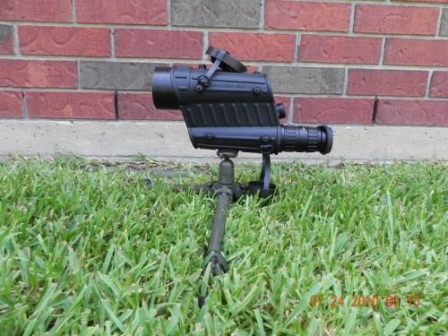 Špičkový pozorovací ďalekohľad SPOTTER 60 2