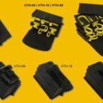 Jednorázové textilné putá 4