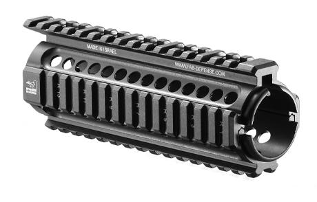 M4 Aluminum 4 rail system 1