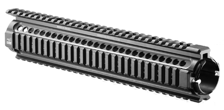 Rifle Length Aluminum 4 rail system 1