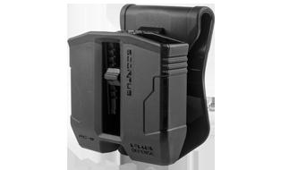 púzdro na dva zásobníky FabDefense pre GLOCK 9mm 1
