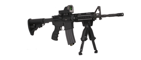 Tactical Bipod Foregrip 3