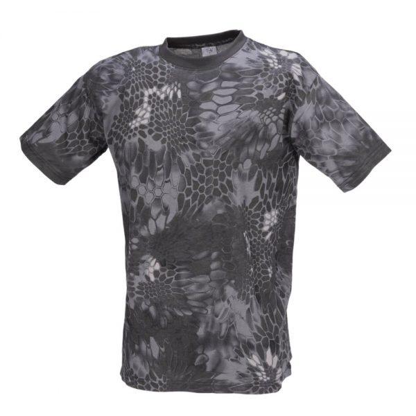 Tričko Mandra Camo 1