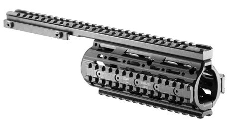 Free Floatin M4 Rail System 1
